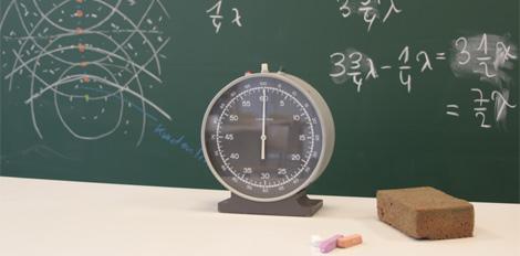 Unterrichtszeiten / Stundenraster