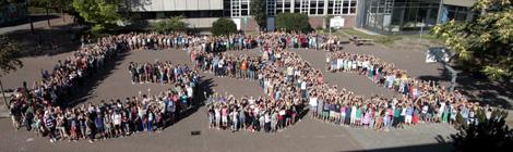 """Unsere Schulgemeinde am """"Scholl"""""""