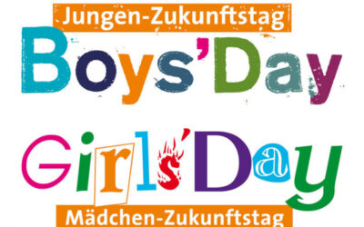 Wir waren dabei – GIRLS' DAY and BOYS' DAY !